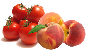 Peaches-Tomatoes-2