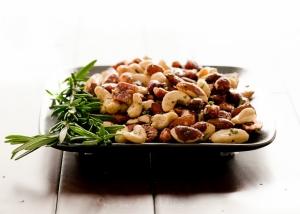 Herb Roasted Nuts